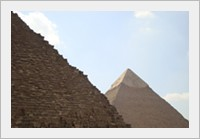 Pyramidsilhouettes